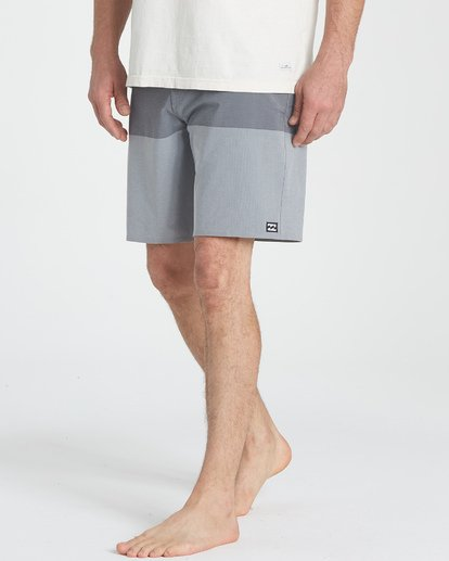 3 Tribong Airlite Boardshorts Grey M102TBTB Billabong