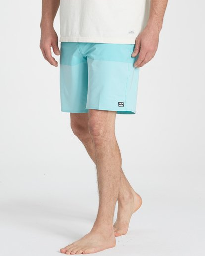 7 Tribong Airlite Boardshorts Blue M102TBTB Billabong