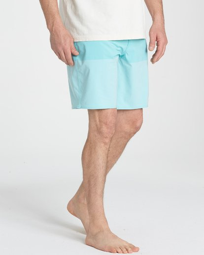8 Tribong Airlite Boardshorts Blue M102TBTB Billabong