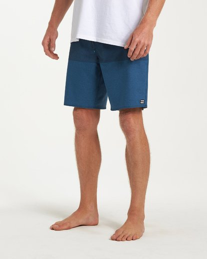 7 Tribong Airlite Boardshorts Blue M102VBTB Billabong