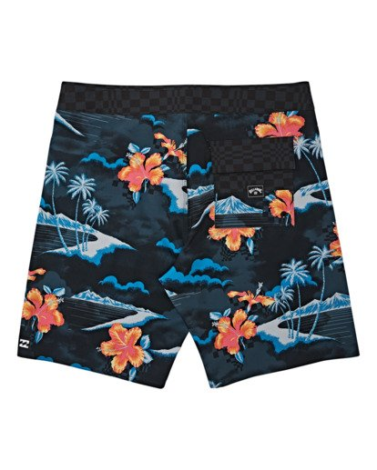 "1 Sundays Airlite Boardshorts 19"" Multicolor M1031BSA Billabong"