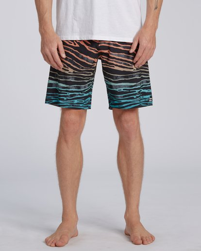 "5 Sundays Airlite Boardshort 19"" Red M1031BSA Billabong"