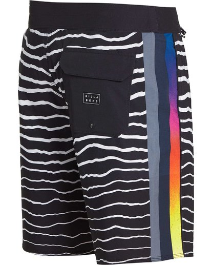 2 Sundays Airlite Boardshorts Black M103NBDB Billabong