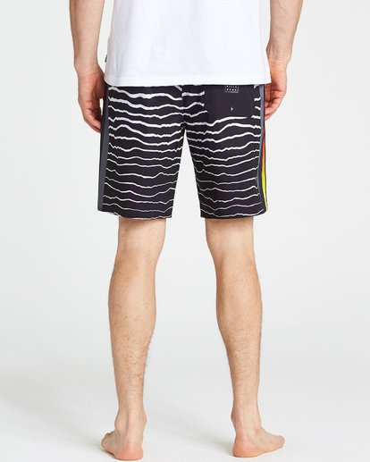 4 Sundays Airlite Boardshorts Black M103NBDB Billabong