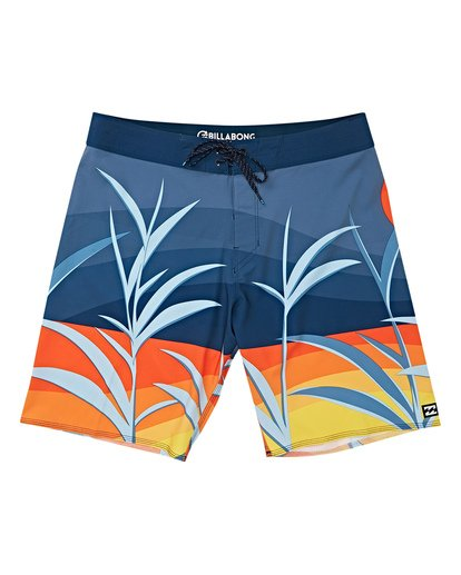 0 Sundays Airlite Boardshorts Blue M103TBSU Billabong