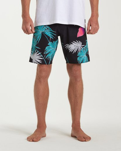 6 Sundays Airlite Boardshorts Black M103TBSU Billabong