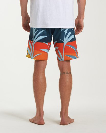 6 Sundays Airlite Boardshorts Blue M103TBSU Billabong