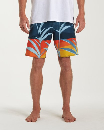 4 Sundays Airlite Boardshorts Blue M103TBSU Billabong