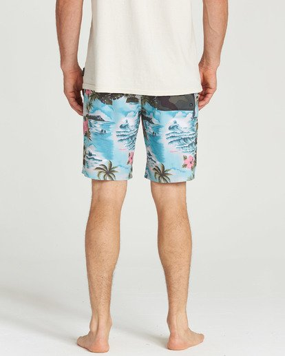 5 Sundays Airlite Boardshort Blue M103TBSU Billabong