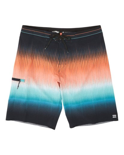 "0 Fluid Airlite Boardshort 20"" Blue M1041BFL Billabong"