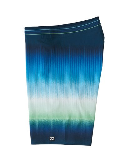 "2 Fluid Airlite Boardshorts 20"" Green M1041BFL Billabong"