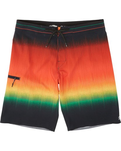 0 Fluid Airlite Boardshorts White M1041BFL Billabong