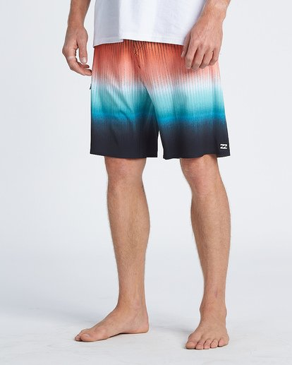 "6 Fluid Airlite Boardshort 20"" Blue M1041BFL Billabong"