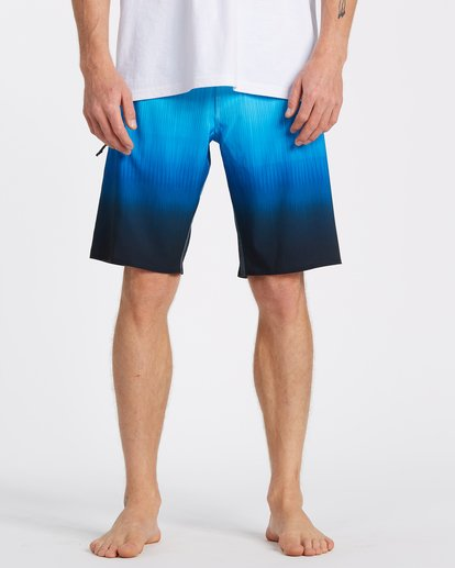 2 Fluid Airlite Boardshorts Blue M1041BFL Billabong