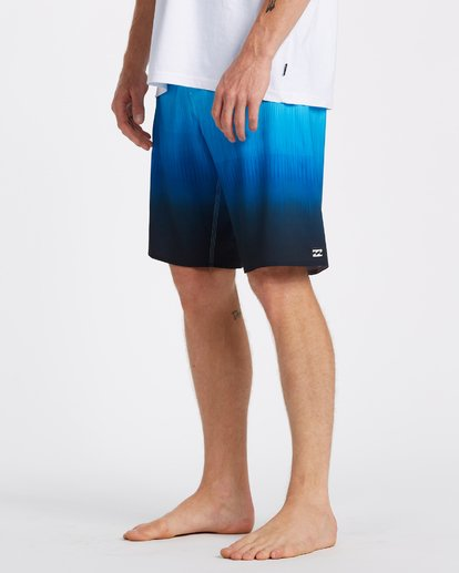 3 Fluid Airlite Boardshorts Blue M1041BFL Billabong