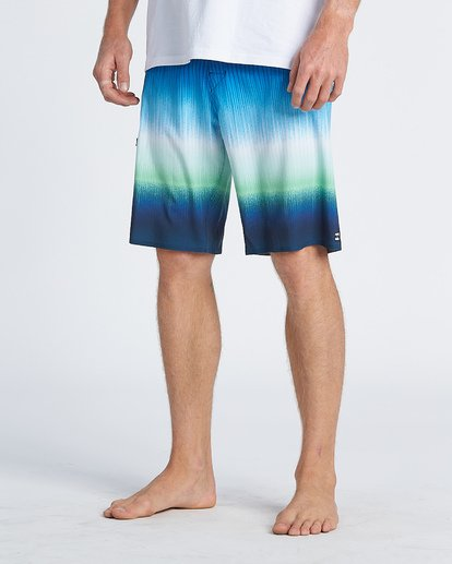 6 Fluid Airlite Boardshorts Green M1041BFL Billabong