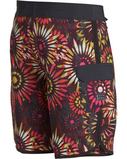 2 73 Airlite Lineup Boardshorts Pink M104QBST Billabong
