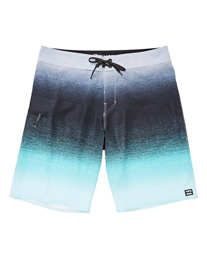 0 Fluid Airlite Boardshorts White M104TBFL Billabong