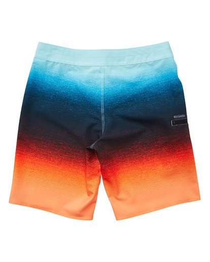 1 Fluid Airlite Boardshorts Orange M104TBFL Billabong
