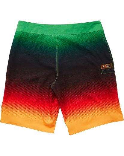 3 Fluid Airlite Boardshorts  M104TBFL Billabong