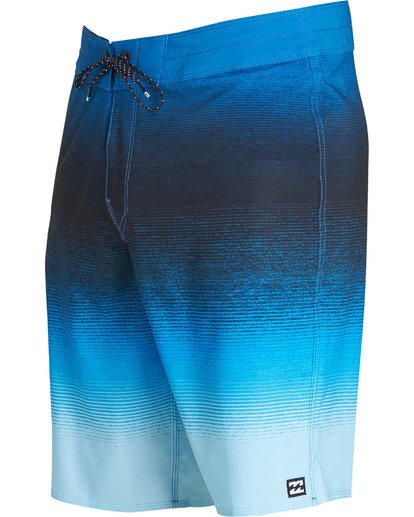 2 Fluid Airlite Boardshorts Blue M104TBFL Billabong