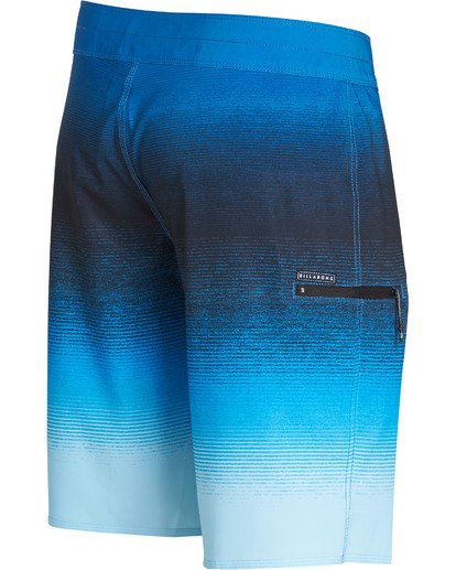 3 Fluid Airlite Boardshorts Blue M104TBFL Billabong