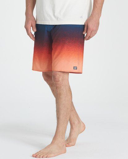 5 Fluid Airlite Boardshorts Orange M104TBFL Billabong