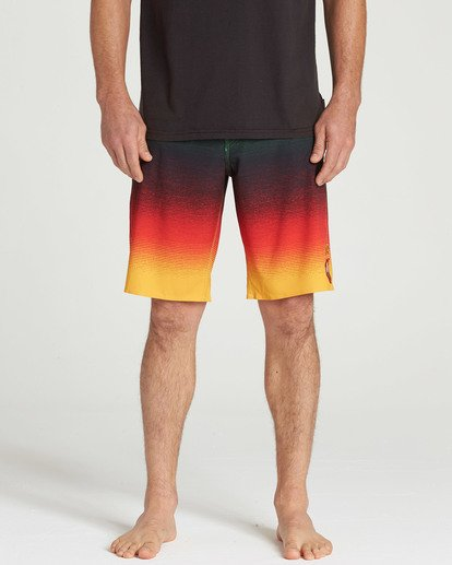 6 Fluid Airlite Boardshorts  M104TBFL Billabong