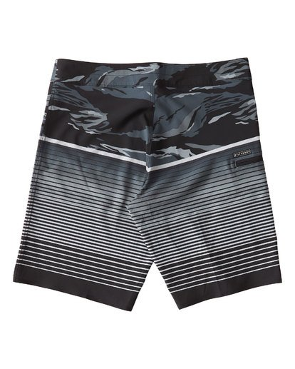 1 Fluid Airlite Boardshorts Blue M104VBFL Billabong