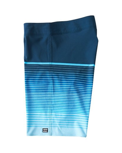 2 Fluid Airlite Boardshorts Blue M104VBFL Billabong