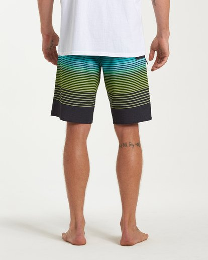 9 Fluid Airlite Boardshorts Black M104VBFL Billabong