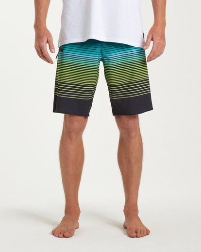 6 Fluid Airlite Boardshorts Black M104VBFL Billabong