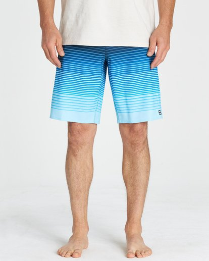 7 Fluid Airlite Boardshorts Blue M104VBFL Billabong