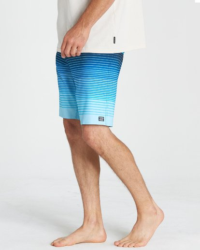 9 Fluid Airlite Boardshorts Blue M104VBFL Billabong