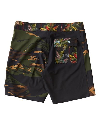 1 D Bah Airlite Boardshorts Multicolor M105VBIA Billabong