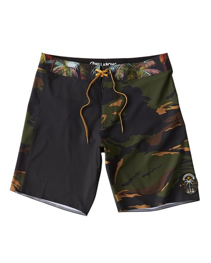 0 D Bah Airlite Boardshorts Multicolor M105VBIA Billabong