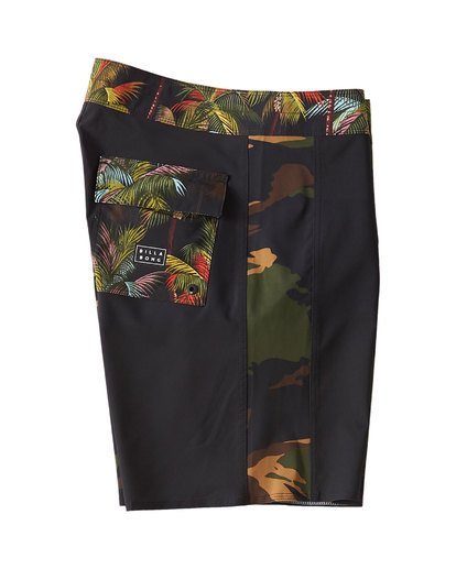 3 D Bah Airlite Boardshorts Multicolor M105VBIA Billabong
