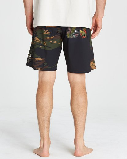 10 D Bah Airlite Boardshorts Multicolor M105VBIA Billabong