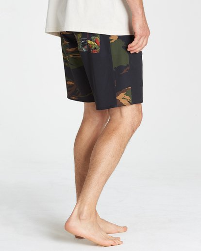 8 D Bah Airlite Boardshorts Multicolor M105VBIA Billabong