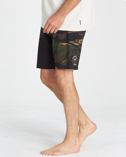 9 D Bah Airlite Boardshorts Multicolor M105VBIA Billabong
