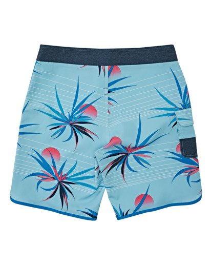 "1 73 Airlite Boardshort 19"" Blue M1061BSA Billabong"