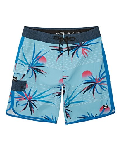 "0 73 Airlite Boardshort 19"" Blue M1061BSA Billabong"