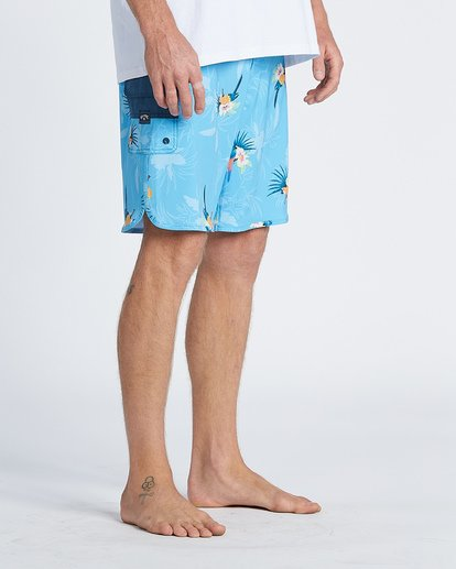 9 73 Airlite Boardshorts Blue M1061BSA Billabong