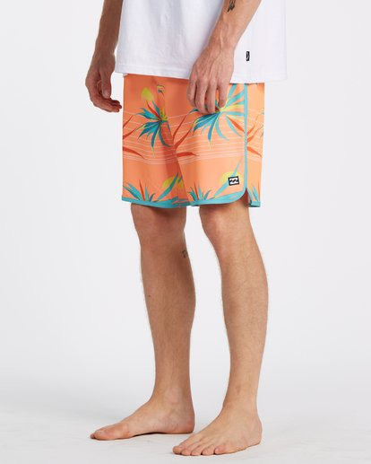 "3 73 Airlite Boardshorts 19"" Multicolor M1061BSA Billabong"