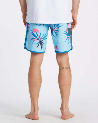 "5 73 Airlite Boardshorts 19"" Blue M1061BSA Billabong"