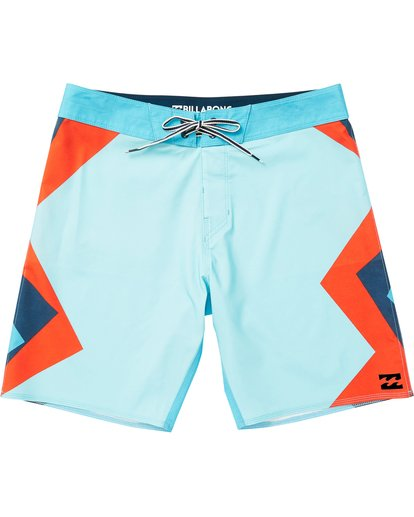 0 Dume Airlite Performance Boardshorts Blue M106SBDU Billabong