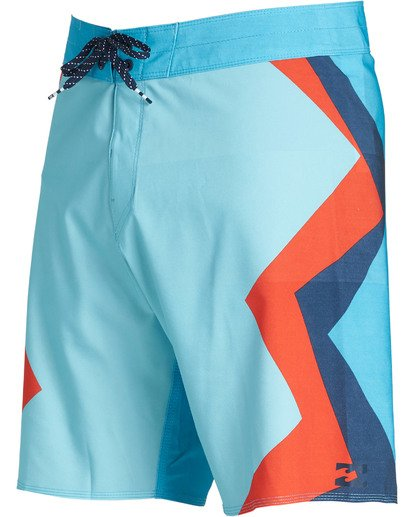 1 Dume Airlite Performance Boardshorts Blue M106SBDU Billabong