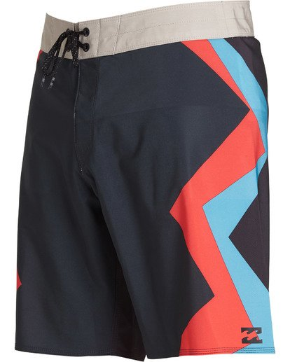 2 Dume Airlite Performance Boardshorts Grey M106SBDU Billabong