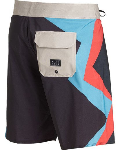 3 Dume Airlite Performance Boardshorts Grey M106SBDU Billabong