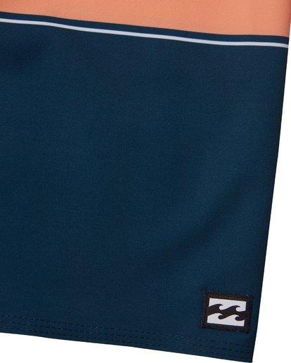 5 Momentum Airlite Boardshorts Blue M1071BMA Billabong